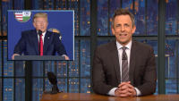 'Late Night': A Closer Look at Trump's Response to Coronavirus Outbreak