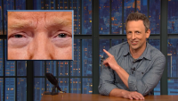 'Late Night': A Closer Look at Trump Addressing Nation on Pandemic