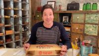'Tonight': Jimmy Fallon Celebrates 2020 Grads With Pizza Hut