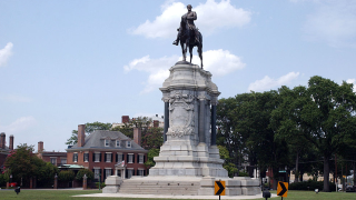 Robert E. Lee Monument in Richmond
