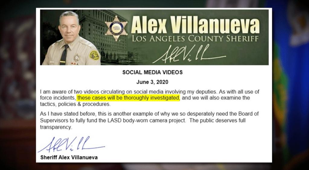 Villanueva social message