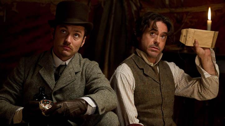 Sherlock Holmes Review