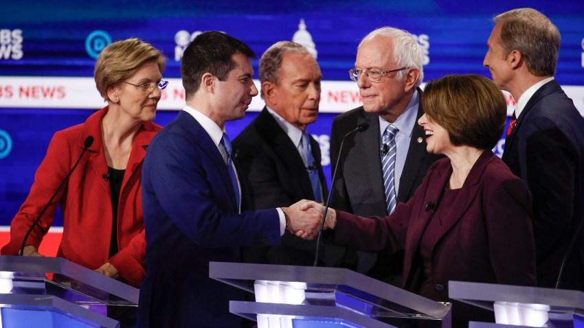 Recap: The 10th Democratic Primary Debate 2