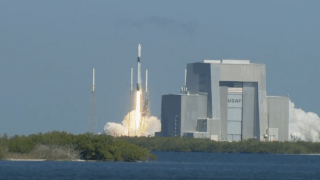 SpaceX Dragon Launch from Cape Canaveral Dec 5 2019
