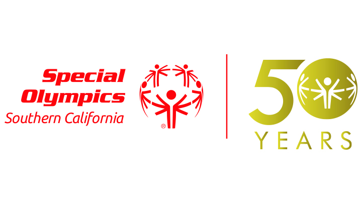 Special Olympics of Southern California 50th Logo