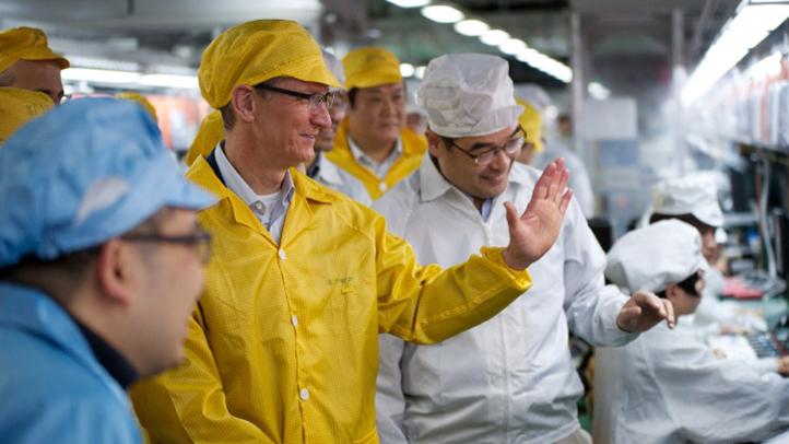 Apple Labor Report