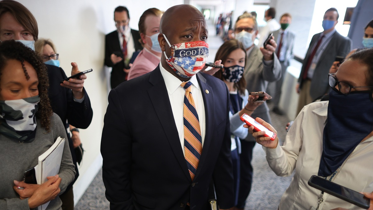 Senate GOP to Restrict Police Chokeholds in Emerging Bill 1