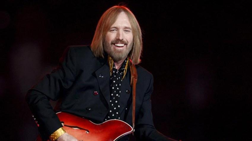 Tom Petty cantante rock