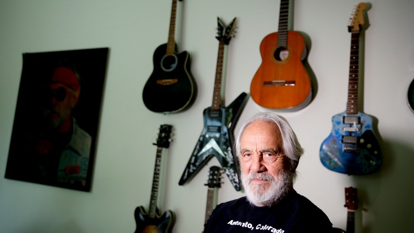 Tommy Chong At 80