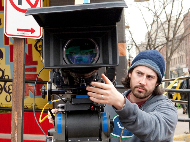 UP IN THE AIR director Jason Reitman