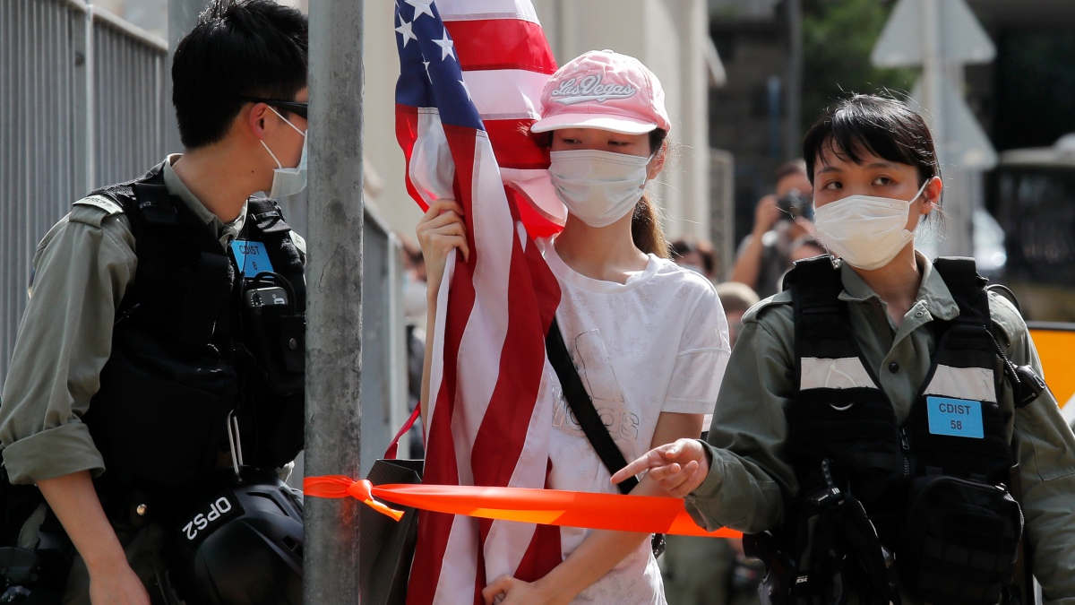 Hong Kong Police Granted Sweeping Powers Under Security Law 1