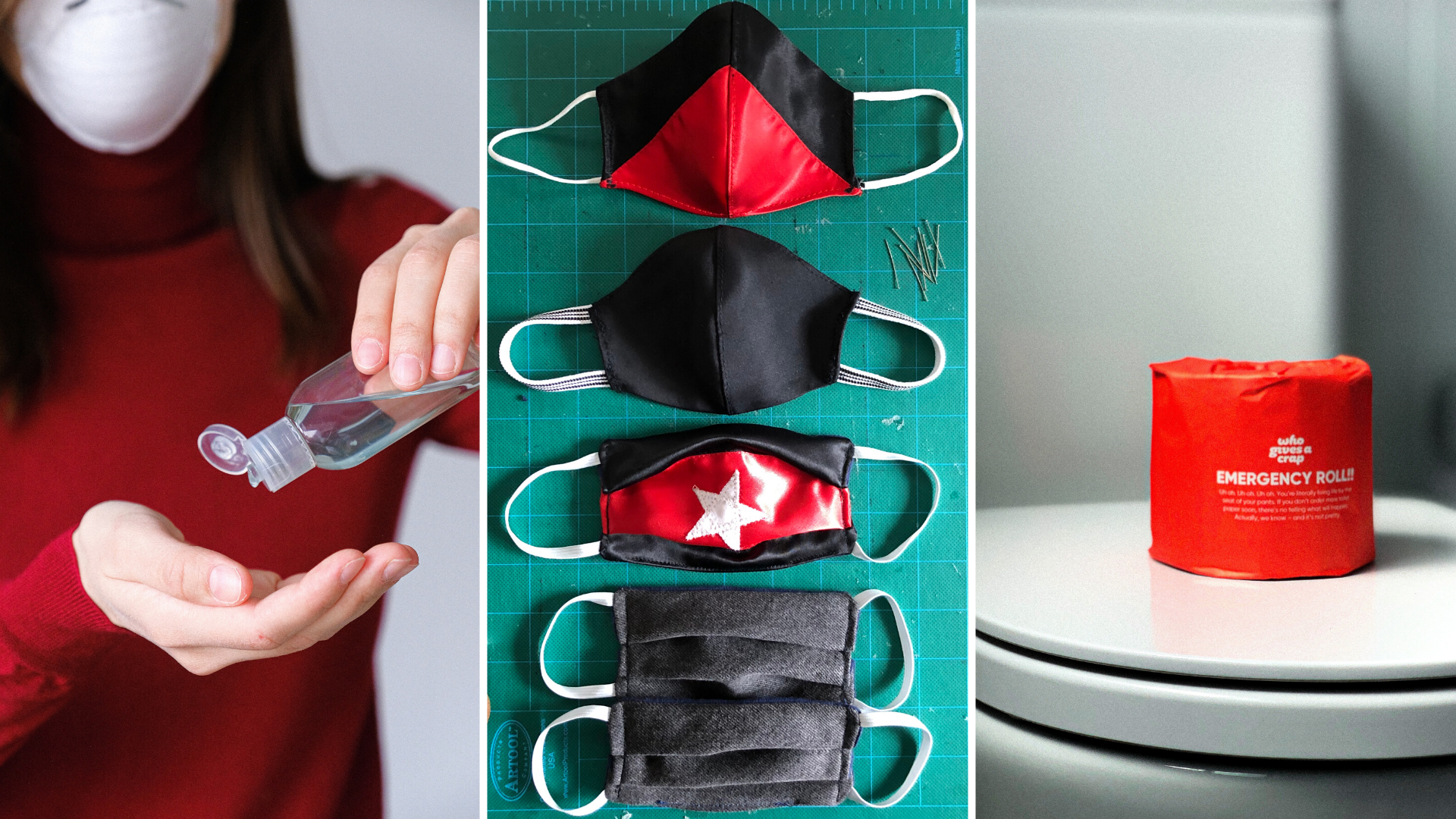 All Your Google 'DIY How To' Questions Answered, From Masks to Toilet Paper