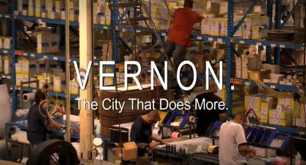 VERNON CITY TV AD