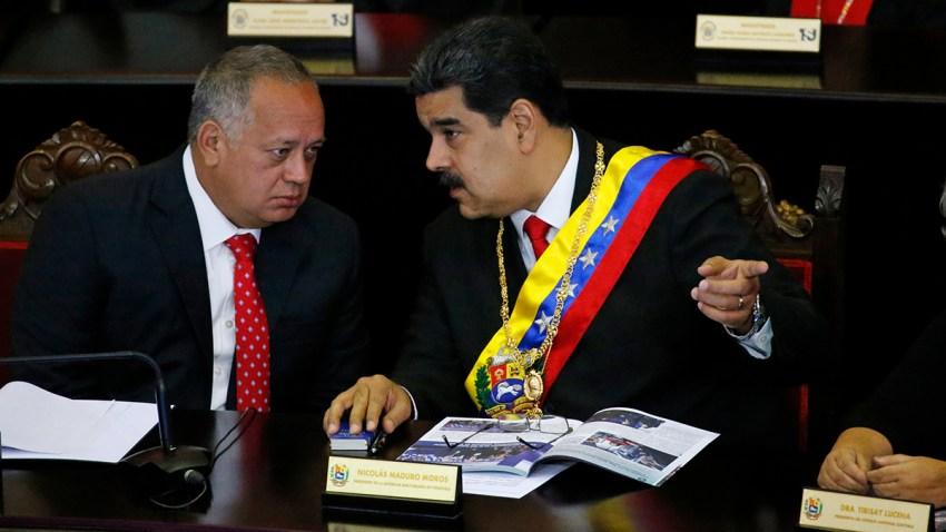 Venezuela US Talks