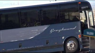 1 Dead 5 Wounded In Shooting On Greyhound Bus In Calif