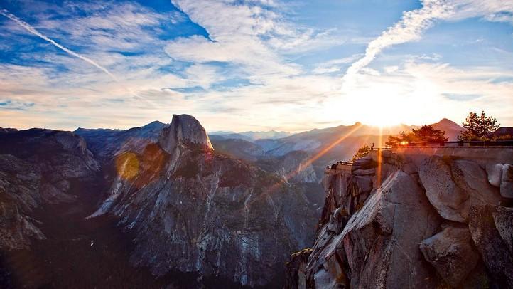 YosemiteHDHalfDome