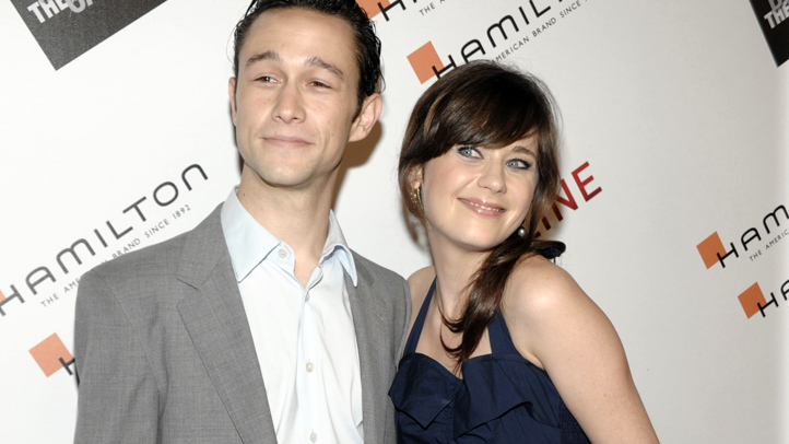 People Deschanel Gordon Levitt