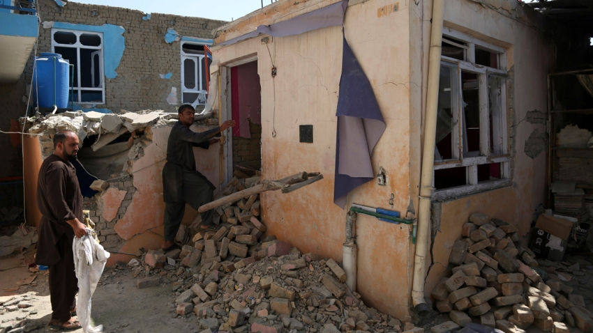 Afghanistan Civilians in the Crossfire