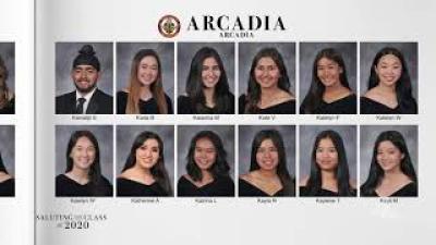 Arcadia High School Halloween 2020 Saluting the Class of 2020 —Arcadia High School – NBC Los Angeles