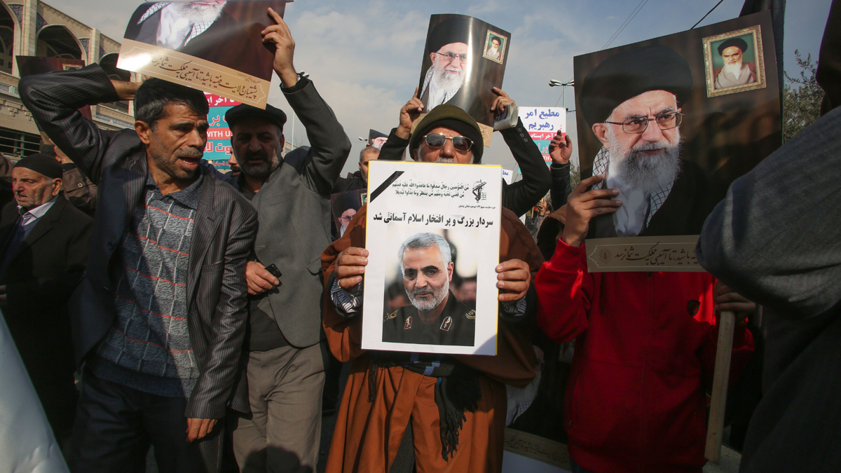 Iranian Cyberattacks Feared After Killing of Top General 1