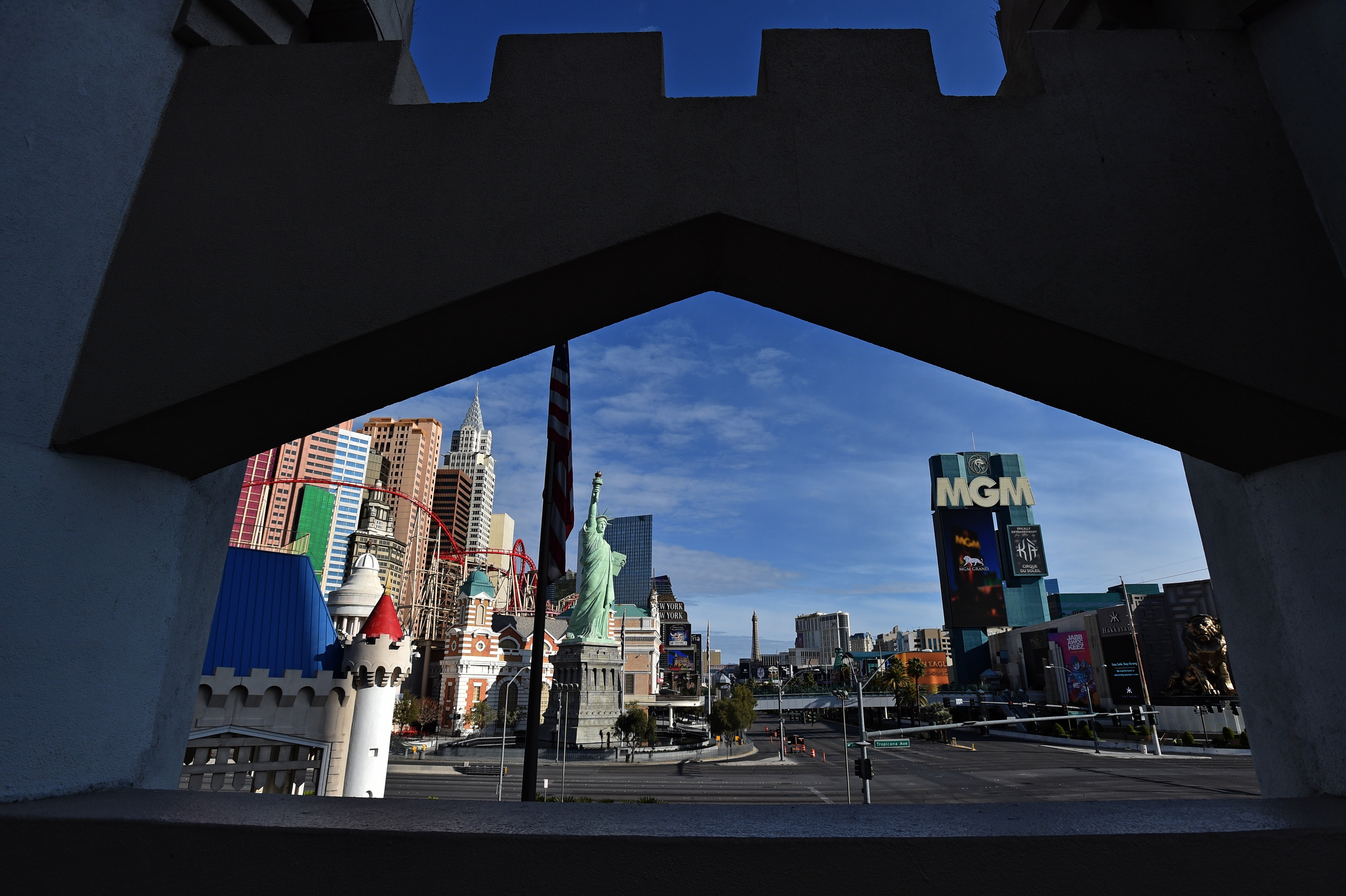 Las Vegas Will Look a Lot Different. Here's What to Expect on Your Next Visit
