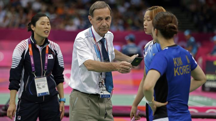 London Olympics Badminton Women