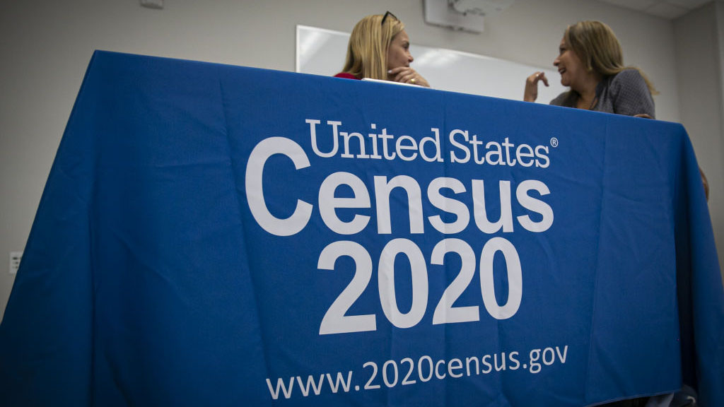 Justices to Weigh Trump Census Plan to Exclude Noncitizens 1