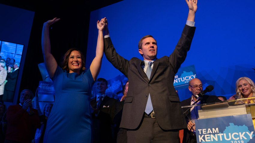 APTOPIX Election 2019 Kentucky Governor