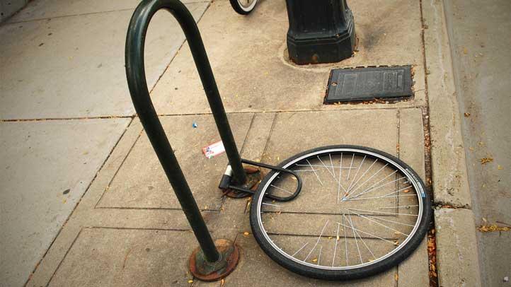 bikestolen