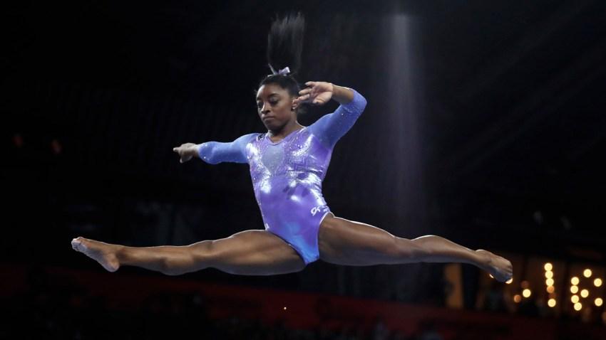 APTOPIX Germany Gymnastics World Championships