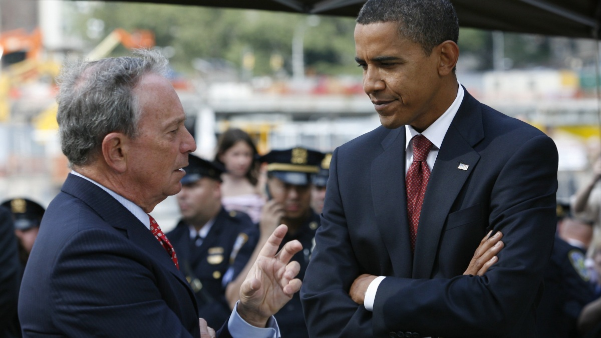 Bloomberg and Obama: A More 'Complicated' Relationship Than Ads Suggest 1