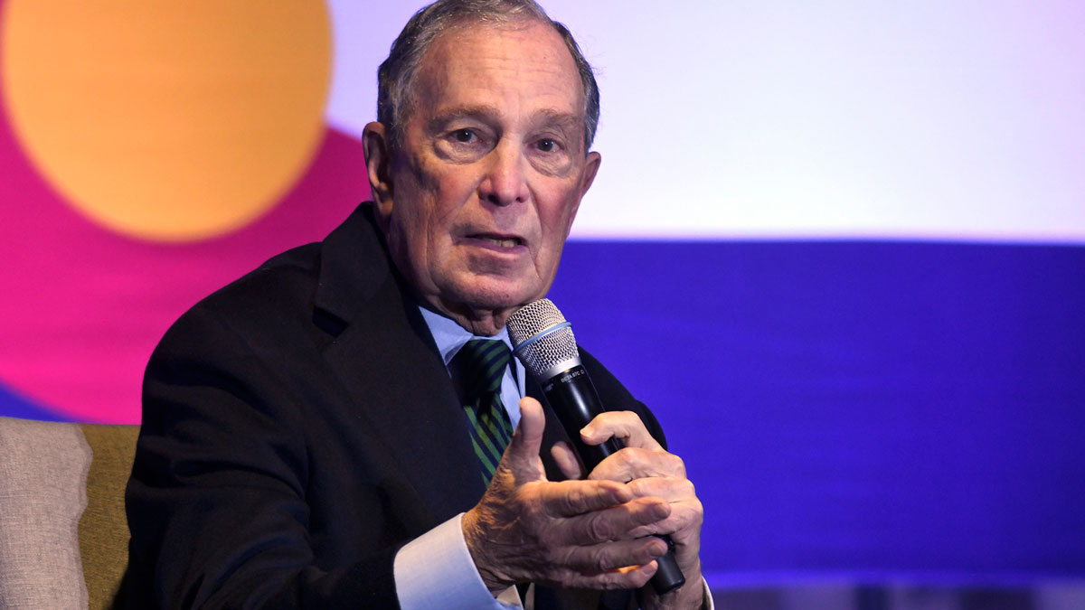 Bloomberg Creates a Parallel Presidential Race. Can He Win? 1