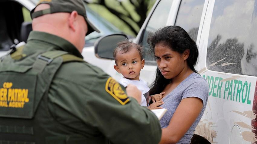 APTOPIX Immigration Separating Families