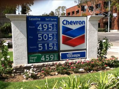[UGCLA-CJ]Gas price photo