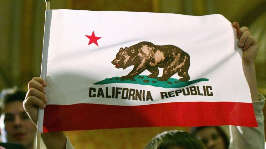 """Canción estatal: """"Te amo, California"""""""