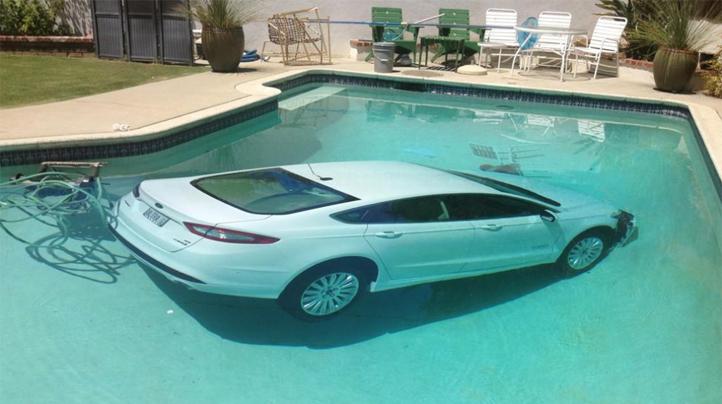 car into pool altadena copy