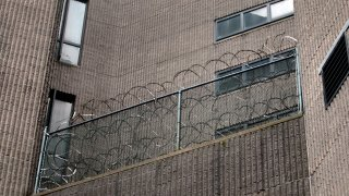 This June 9, 2009, file photo shows the Metropolitan Correctional Center in New York City.