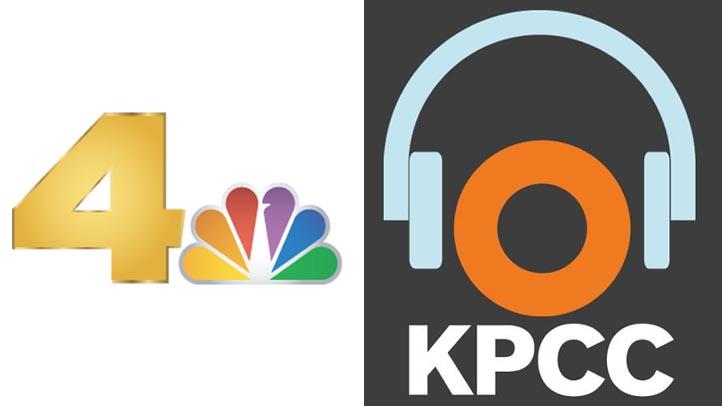 channel 4 nbc la and KPCC 02