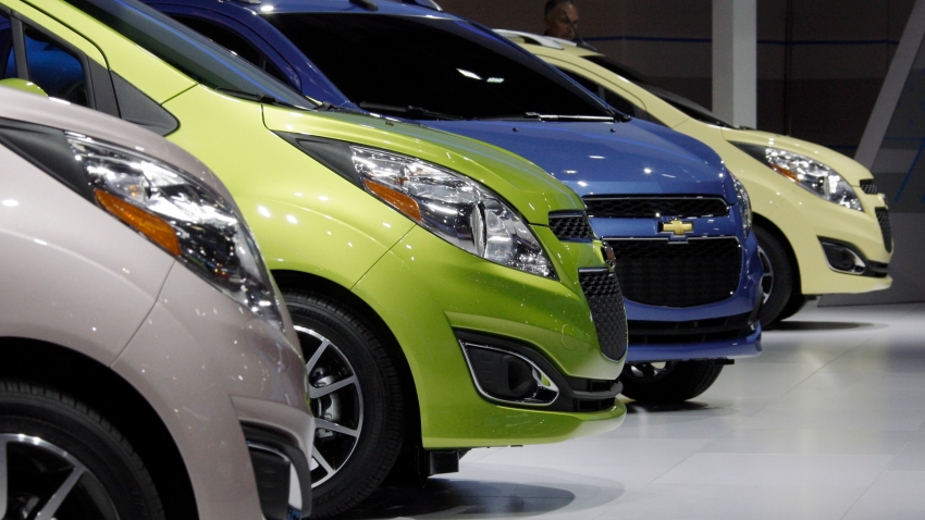 chevy-spark-laautoshow-lineup