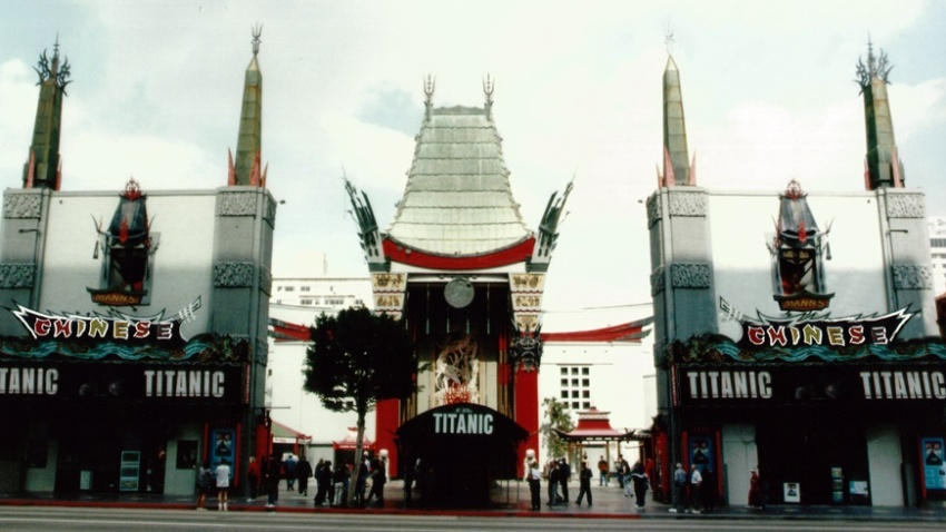 Happy 90th, TCL Chinese Theatre