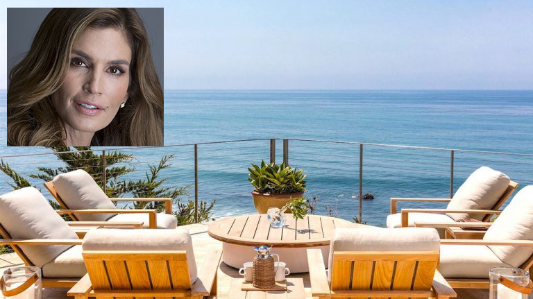 Supermodel Cindy Crawford S Secluded