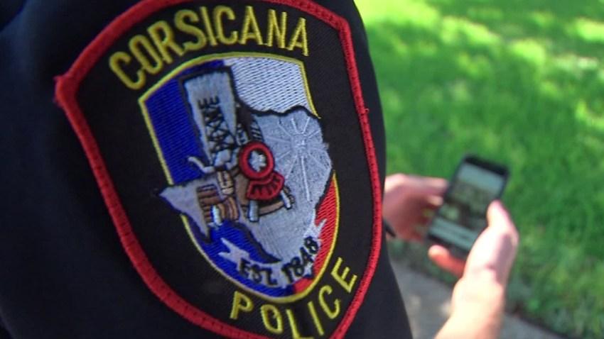 corsicana police