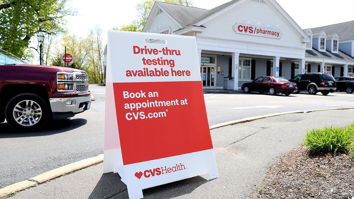 Kids 12 And Older Can Get Tested For Covid 19 At More Than 2 000 Cvs Drive Thru Testing Locations Nbc Los Angeles