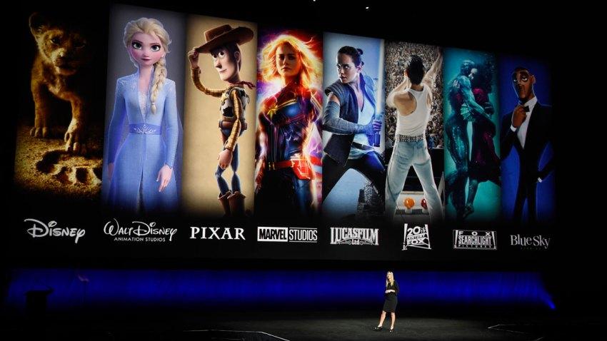 Verizon Disney
