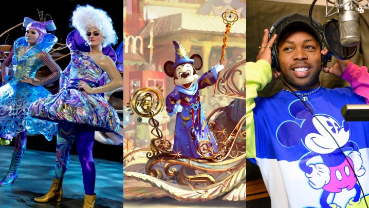 'Magic Happens' Parade to Cast a Spell at Disneyland