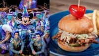 Weekend: Disney's New Parade + Food & Wine Fest