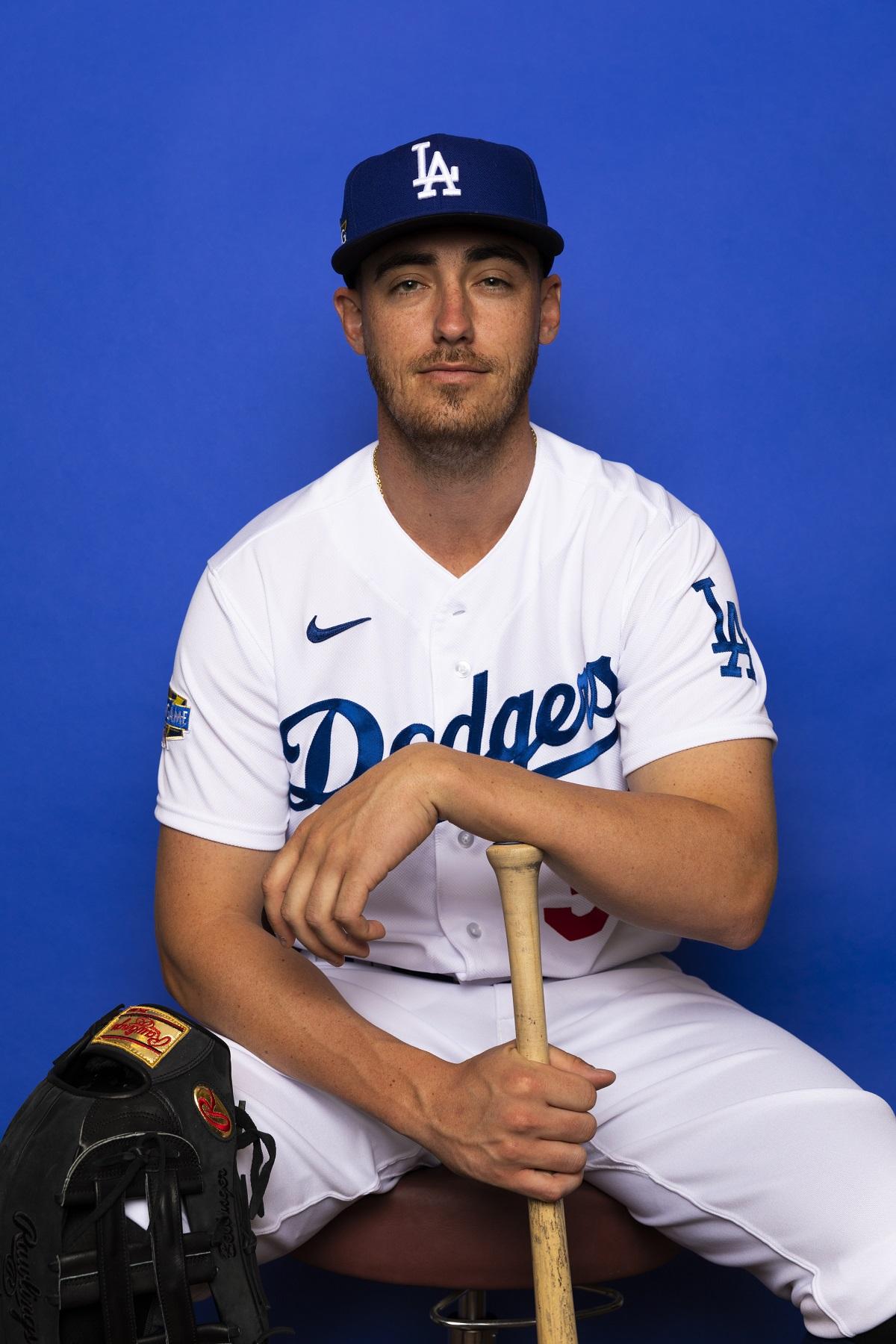 Dodgers' Bellinger Glad to Put Offseason Drama Behind Him