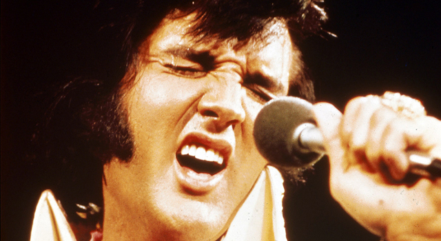 elviscut Elvis Presley Sings