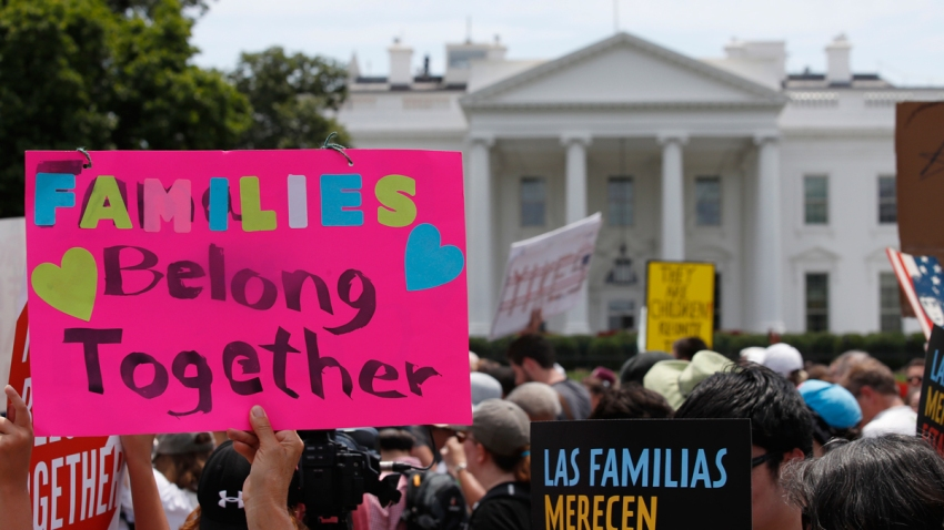 Immigration Separating Families Where It's At