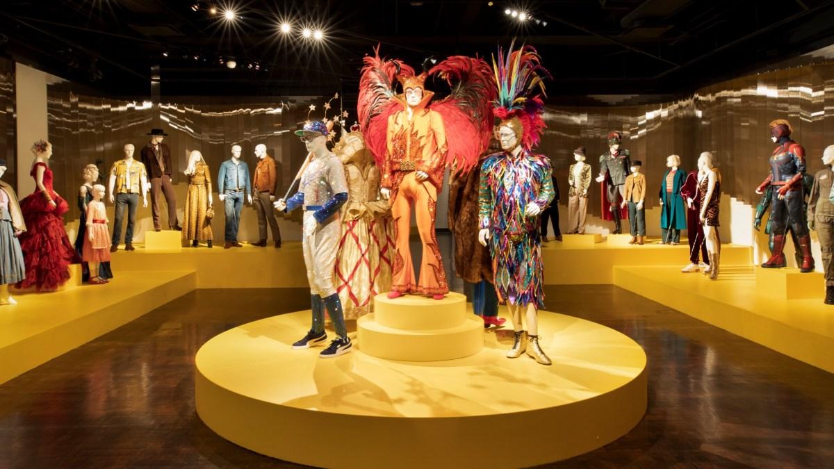 100 Dazzling Film Costumes Go On Free View Nbc Los Angeles